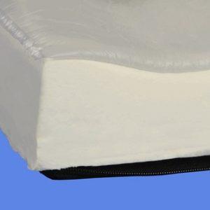 Cojin antiescaras herradura de gel de silicona  y viscoelastica