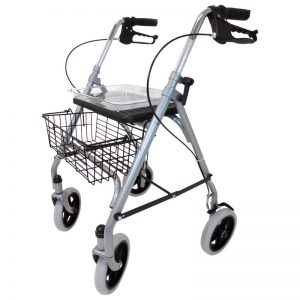 Andador SILVER 4 ruedas