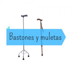 Bastones y Muletas