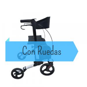 Andadores con ruedas