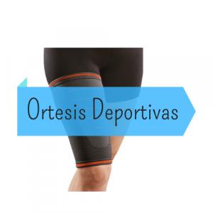 Ortesis Deportivas