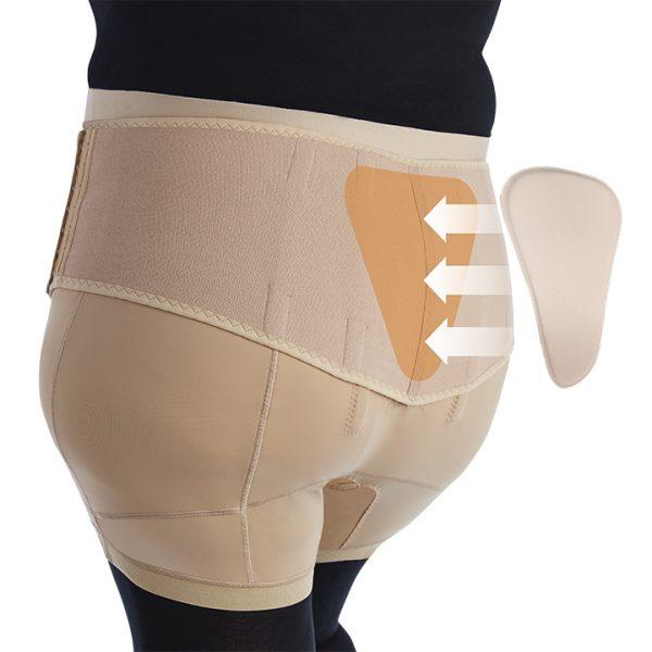 Faja Pantalón con Refuerzo Lumbar para Bariátricos